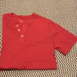 GAP red t shirt size small